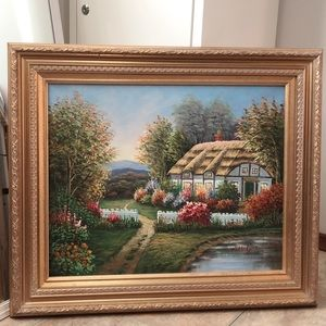 Original Painting by W. Hodges